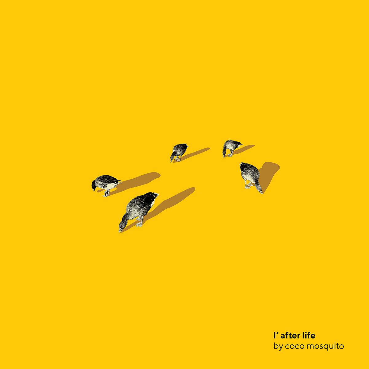 l'after life by coco mosquto - design by Nenad Radojčić