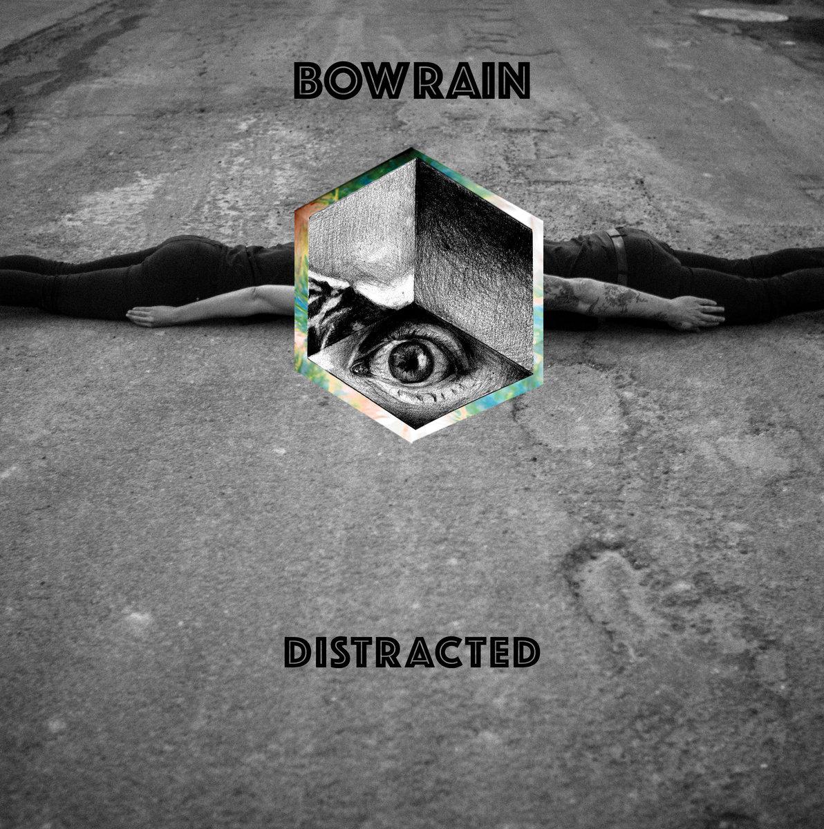 Bowrain Distracted Lp Pdv Records X Merchandise